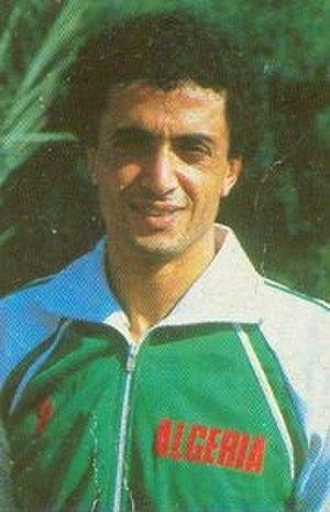 Tedj Bensaoula - Image: Bensaoula, tedj 1986