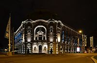 Beogradska zadruga (2014, by night).jpg