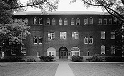 Berea College, Lincoln Hall, Berea College, Berea (Madison County, Kentucky).jpg