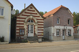The town hall of Berles
