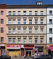 Berlin, Kreuzberg, Adalbertstrasse 89, Mietshaus.jpg