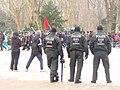 Berlin-Tiergarten - Polizeikordon (Police Cordon) - geo.hlipp.de - 31913.jpg