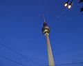 Berlin 50 aktenkilometer beim alex turm von unten 02.06.2011 21-52-08.JPG