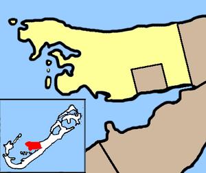 Pembroke Parish - Image: Bermuda Pembroke