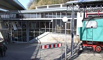 Drachenfels Railway - Königswinter Drachenfelsbahn station