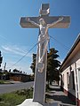 Betű Street Crucifix, 2016 Csepel.jpg