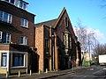 Bethnal Green, St. Peter's Church Hall, Warner Place - geograph.org.uk - 1716696.jpg
