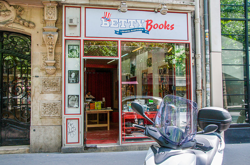Betty Books. From 20 + Best English Bookstores in Paris