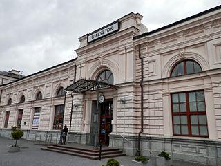 Białystok Place in Podlaskie Voivodeship, Poland