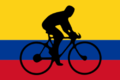 Bicycle Flag-icon of Colombia.png