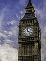 Big Ben's clock showing two minutes to four.jpg