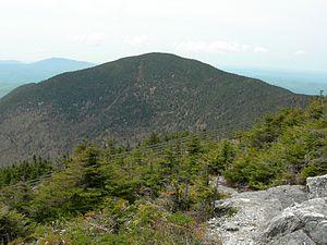 Big Jay - Big Jay, seen from Jay Peak
