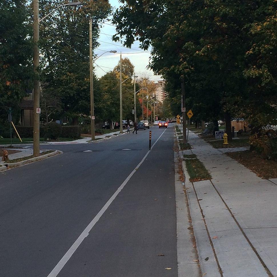 Bike Lane Wortley