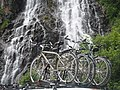 Bike Rack at Horseshoe Falls, Alaska (36337229236).jpg