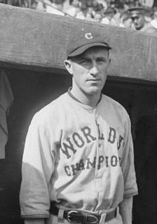 Bill Wambsganss American baseball player