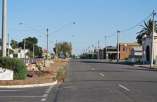 Birchip, Victoria Town in Victoria, Australia