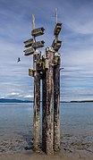 Birdhouses on Sidney Spit, Sidney Island, British Columbia, Canada 05.jpg