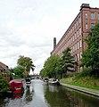 Birmingham and Fazeley Canal at Fazeley, Staffordshire - geograph.org.uk - 1749109.jpg