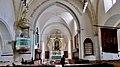 Biserica Fortificata Harman-interiorul bisericii evanghelice.JPG