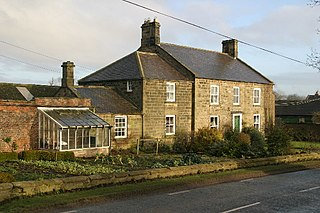 Black Callerton Human settlement in England