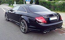 mercedes-benz cl-class (c216) - wikipedia
