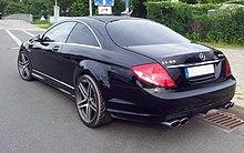 Mercedes Benz Cl65 Amg Pre Facelift
