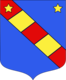 Coat of arms of Esmans