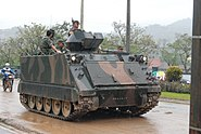 Blindado M113 (Ejército brasileño) en