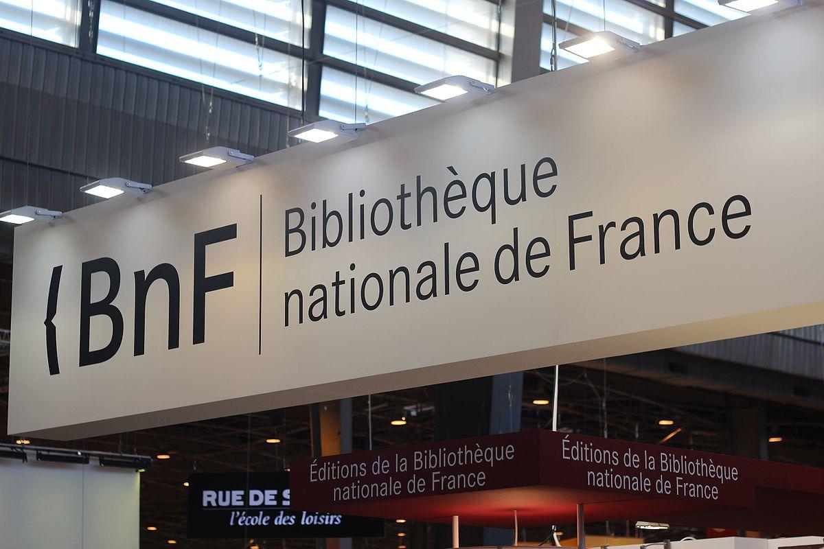 Wikipédia A Enciclopédia Livre: Biblioteca Nacional Da França