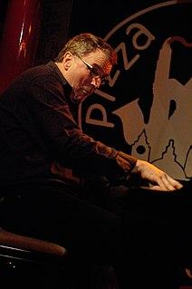 Bobo Stenson Swedish jazz pianist and composer