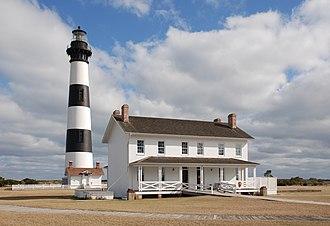 Nags Head, North Carolina - Bodie Island Light