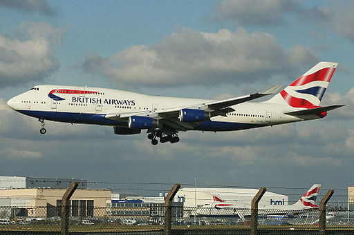 Boeing 747-436 G-CIVS British Airways (6986515654)