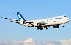 Boeing 747-8 N747EX First Flight.jpg