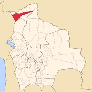 Manuripi Province