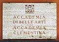 Bologna — Accademia di Belle Arti di Bologna (segno).jpg