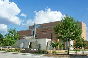 Cleveland, Mississippi - Bologna Performing Arts Center in Cleveland, Mississippi