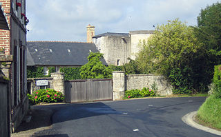 Bonneville-sur-Touques Commune in Normandy, France