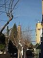Bonrepòs i Mirambell. Església des de la plaça de la Llar.jpg