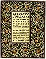 Book, 'Little Journeys to the Homes of English Authors- William Morris' by Elbert Hubbard LACMA M.91.375.2.jpg