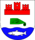Coat of arms of Borgdorf-Seedorf