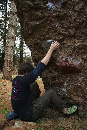 Sit start Bouldering at Tom Riach - 06.jpg