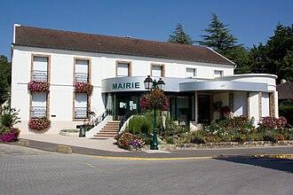 Boutigny-sur-Essonne - The town hall of Boutigny-sur-Essonne