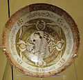 Bowl, lustre-ware, Iran, Kashan, about AD 1260-1280 - Royal Ontario Museum - DSC04809.JPG