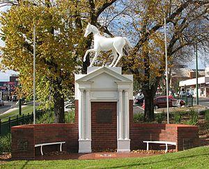 Box Hill, Victoria - The White Horse, Whitehorse Road, Box Hill