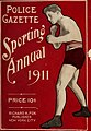 Boxer cover art, Police Gazette Sporting Annual 1911 - (IA policegazettespo00aust) (page 5 crop).jpg