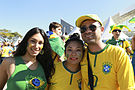 Brazil and Croatia match at the FIFA World Cup (2014-06-12; fans) 13.jpg