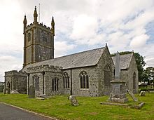 Breage Parish Church (Taken by Flickr user 13th August 2013).jpg