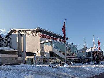 Breda, het Chassé theater foto2 2014-12-28 11.58