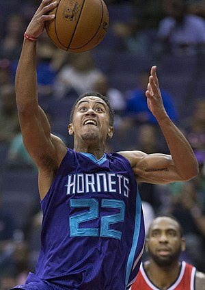 Brian Roberts (basketball) - Roberts with the Charlotte Hornets in 2014
