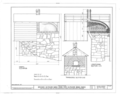 Bricker Outdoor Bake Oven, Taneytown and Wheat Fields Roads, Gettysburg, Adams County, PA HABS PA,1-GET.V,4- (sheet 4 of 4).png